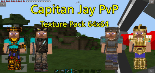 Minecraft PE Texture-packs